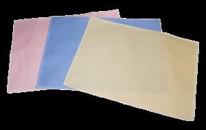 刺しゅう布3色